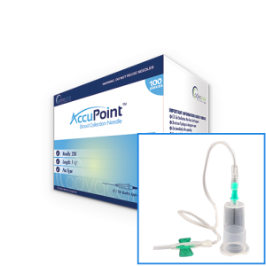 AccuPoint-Blood-Collection-Needle