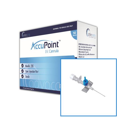 AccuPoint-IV-Cannula